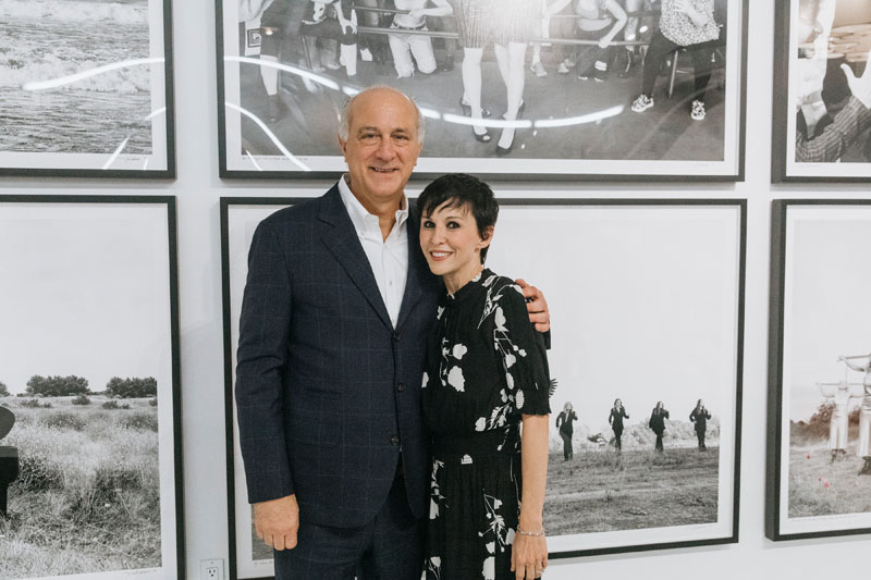 Ralph Pucci and Marjorie Salvaterra
