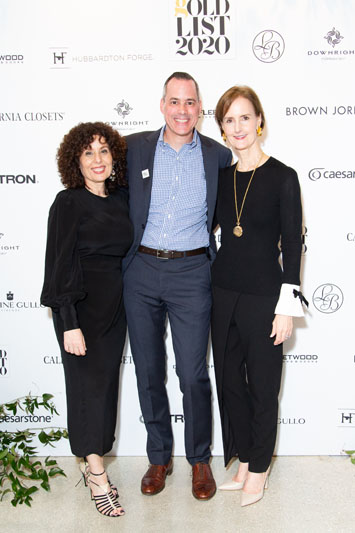 Pamela Jaccarino, Robert Nachman and Kate Kelly Smith