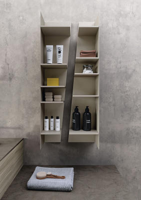 The Urban Collection Open Wall Storage