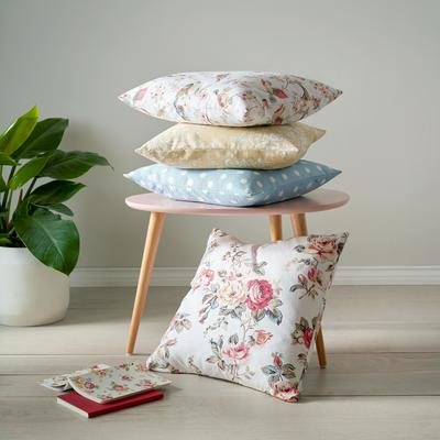 Pillows in Coventry, Proposal, Giggle and Penrose fabrics