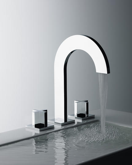 Sculptural Bath Fittings
