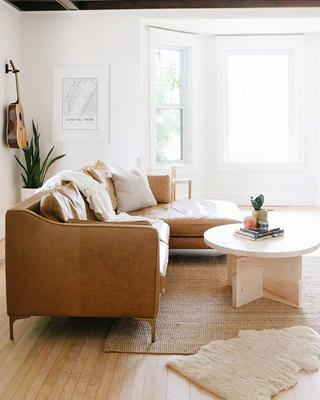 Caitlin Right Chaise Sectional