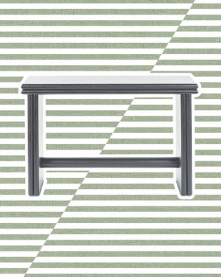 Small Ketchum Console Table in Black