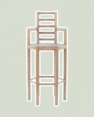 Tamarisk Bar Stool
