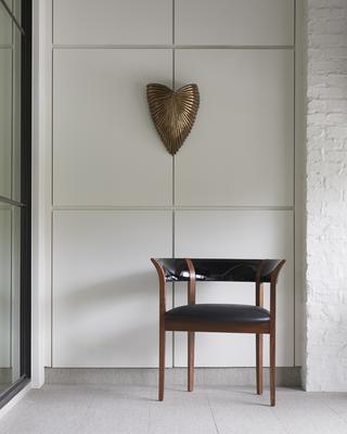 Dade Sconce and Jogo Chair