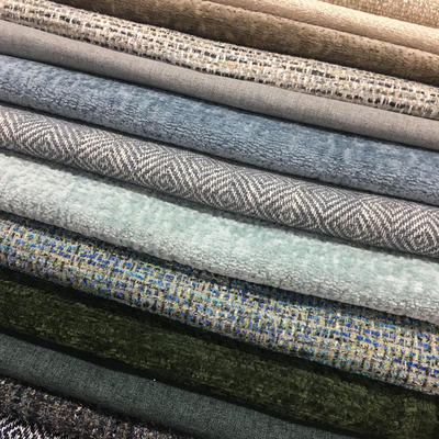 The Spring/Summer 2020 Crypton fabric collections at United Fabrics feature colors from nature and textures from fashion
