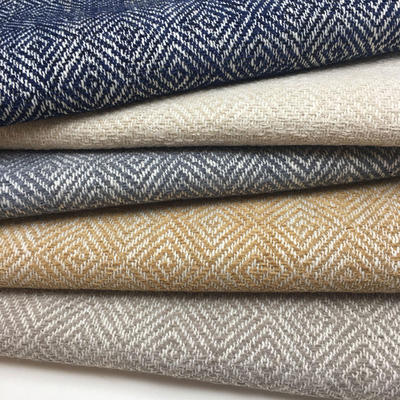 The United collections of Crypton fabric feature sophisticated wovens in soft, appealing textures that repel stains and are protected with their silver-ion antimicrobial technology