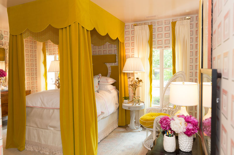 Guest Room by Brittany Cason Interior Design