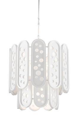 Lapidus Two-Tiered Chandelier