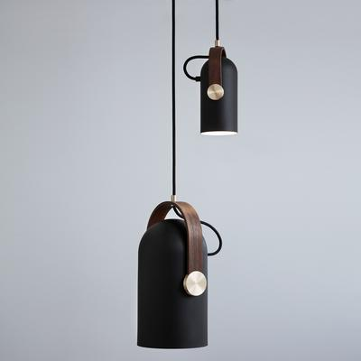 From Le Klint, the Carronade Lamp Collection, designed by Markus Johansson