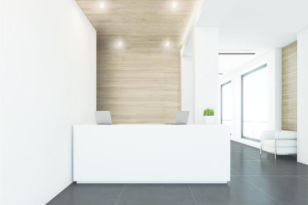 The Building Blocks Wood line provides the warmth and sophistication of wood in a durable porcelain tile.
