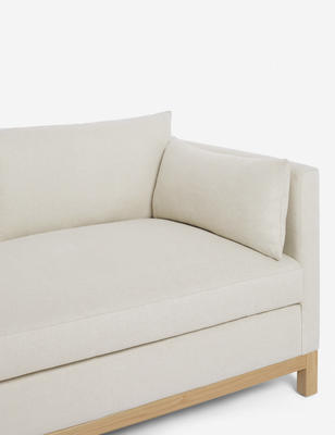 Hollingworth Sectional Sofa in Natural
