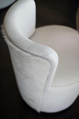 Coley Home's upholstery is made in the U.S. by skilled craftsmen—true beauty is every detail.