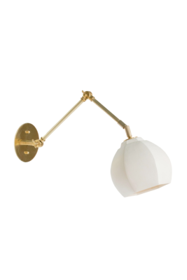 Barnacle Triple Articulating Sconce