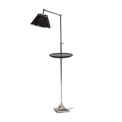 Ladybird floor lamp with tray table