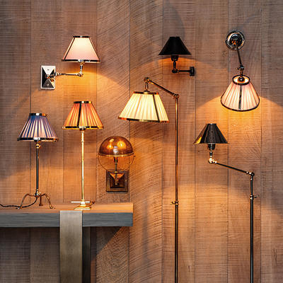 An asssortment of styles from Galerie des Lampes