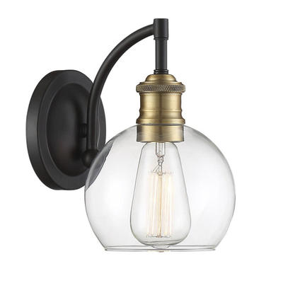 Andrew outdoor wall sconce