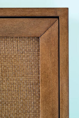 Detail of Chilcomb sideboard