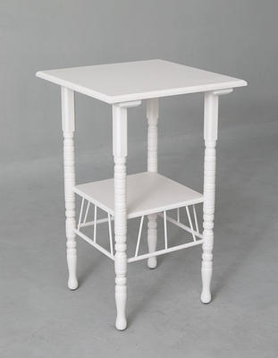 Colbury table in White