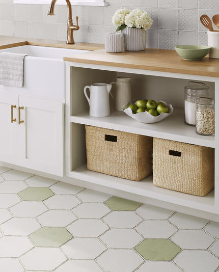 Annie Selke for The Tile Shop