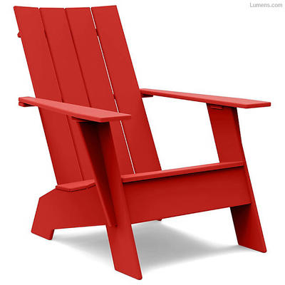 Adirondack Four Slat Compact Chair by Loll Designs