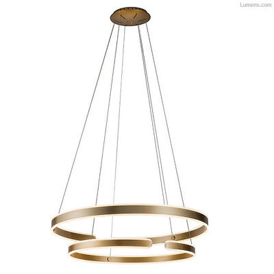 Gianni LED Multi-Tier Chandelier by PageOne