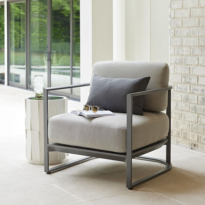 Sanibel Lounge Chair from the MG+BW Outdoor Collection