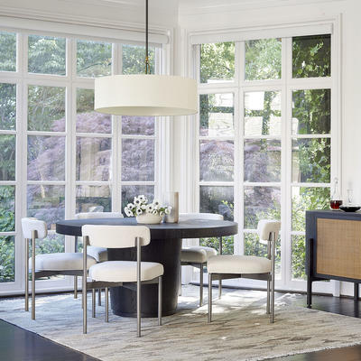 Tate Dining Table with Remy Dining Chairs