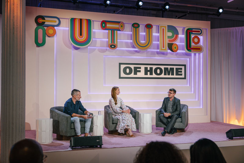 Brian Morrissey, Mélanie Berliet and Zach Klein on the future of media