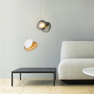 Pebble AC LED Pendant Light 277V by Lukas Peet from ANDlight