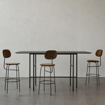Snaregade Rectangular Bar Table -Trade by Norm Architects from Menu