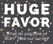 BOH Survey