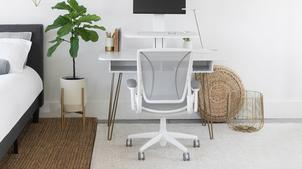 Humanscale work from home carousel