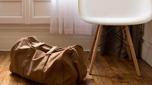 Stock image suitcase