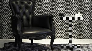 Chess table by moooi lifestyle