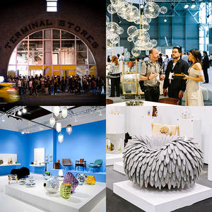 The Triad: Collective, WantedDesign and ICFF