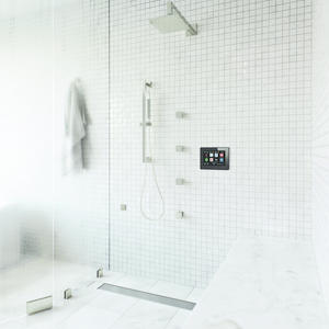The glam bathroom is over. Welcome to the wellness sanctuary