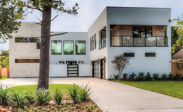 The Editor at Large Luxe debuts modern showhouse in Houston