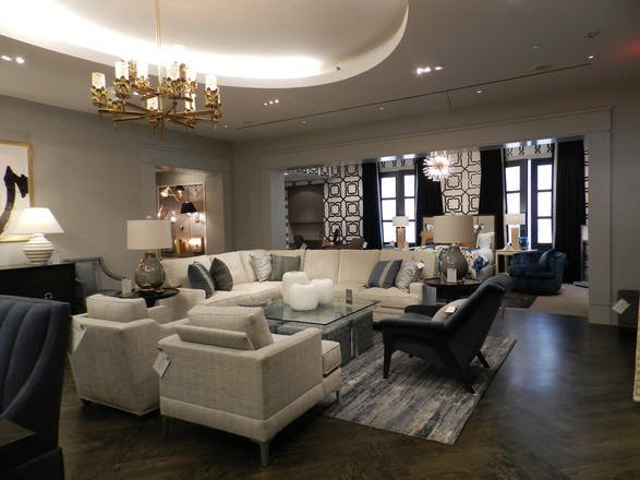 showroom living rooms kravet s new ddb showroom emphasizes visitor experience 11693