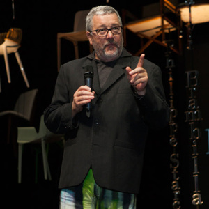 Philippe Starck Nabs Salone Del Mobile Honor