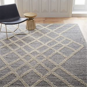 Argyle Sweater Rug 1 O