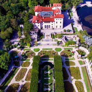 Vizcaya Ball preserves landmark Miami museum and gardens