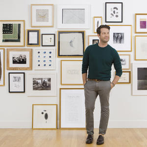Nate Berkus's new gig with startup Framebridge