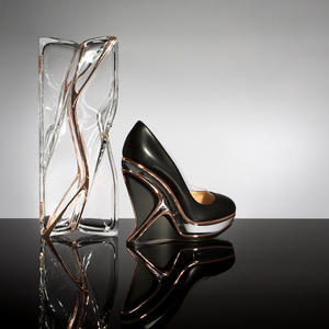 Zaha Hadid Design and Charlotte Olympia debut limited-edition collection