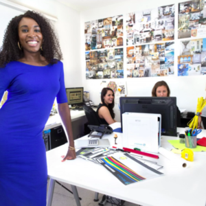 This Olympian is designing Airbnb's first-ever apartments