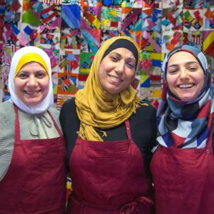 How IKEA is collaborating with refugees