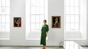 Victoria beckham  photo by chris floyd  courtesy sotheby's