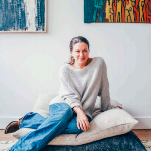 Brooklyn-designed textiles find a home online