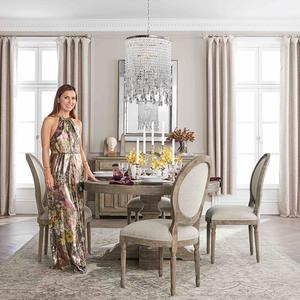 Monique Lhuillier goes home with Pottery Barn—again