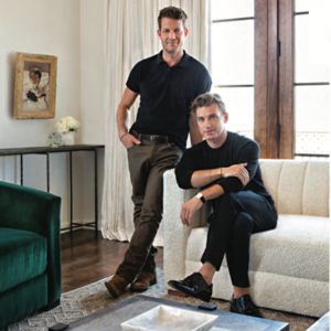 A look at Jeremiah Brent and Nate Berkus' new line